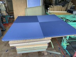 今日の仕事 板橋区 清流藍色